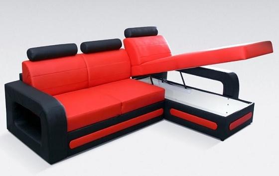 Kotne sedežne garniture